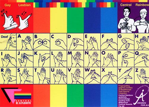 from Sergio deaf gay lesbian